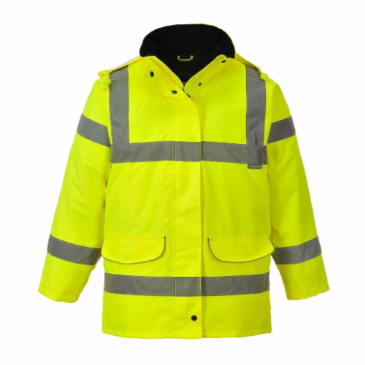 Portwest hi-vis ladies traffic jacket S360